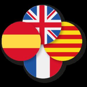 idiomas ingles, frances, valenciano y castellano
